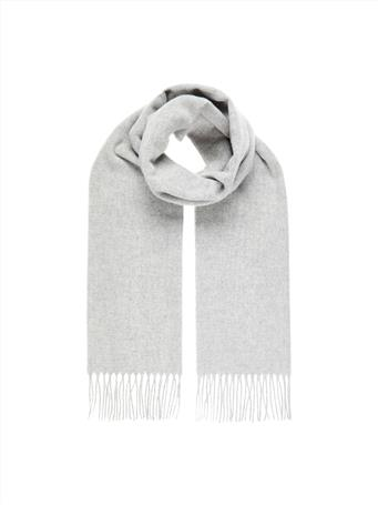 Champ Solid Wool Scarf