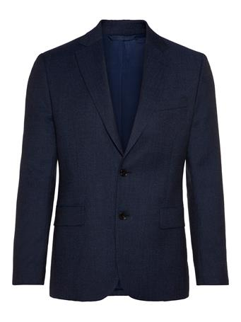 Donnie Fancy Wool Blazer