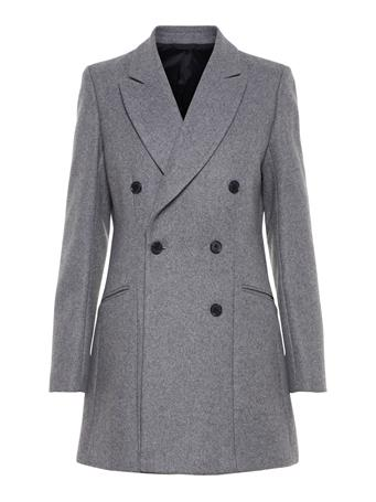 Cypress Compact Melton Coat