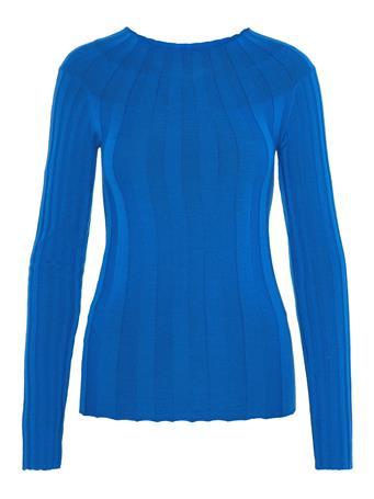 Carol Merino Ribbed Sweater