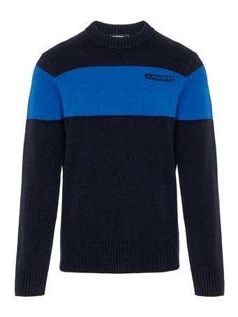 Snoop Chunky Wool Sweater