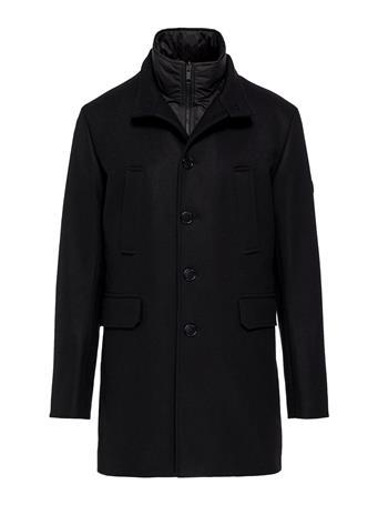 Gavin Compact Melton Coat