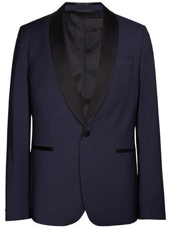 Savile Comfort Wool Tux Jacket