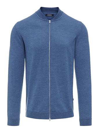 Lyam True Merino Bomber Sweater