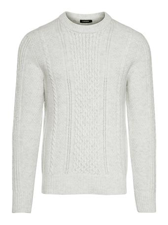 Fedor Soft Cable Sweater
