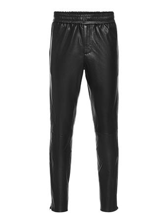 Shaken Light Leather Pants