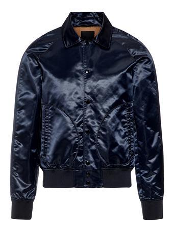 Marc Satin Jacket