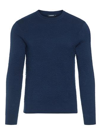 Taylon Micro Crinkle Sweater