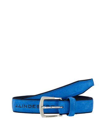 Fred Leather Striped Belt