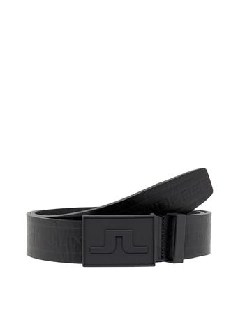 Logo Pro Leather Belt