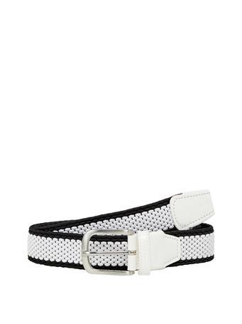 Fulton Elastic Striped Belt