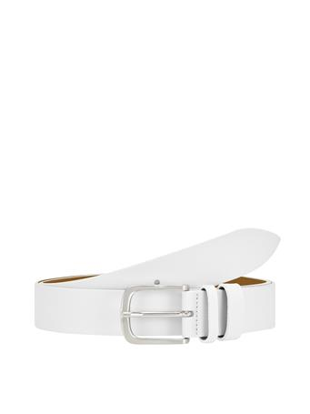 Havier Matte Leather Belt