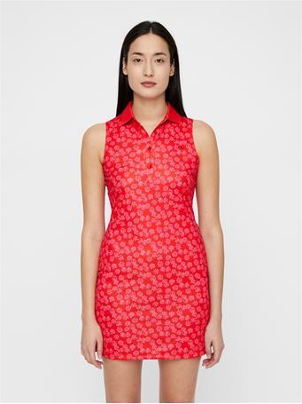 Elsi Print TX Jersey Dress