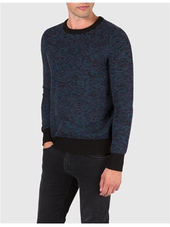 Malte Multi Color Sweater