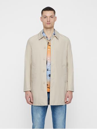 Carter Sharp Cotton Carcoat