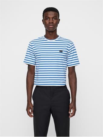 Charles Plain Striped Tee