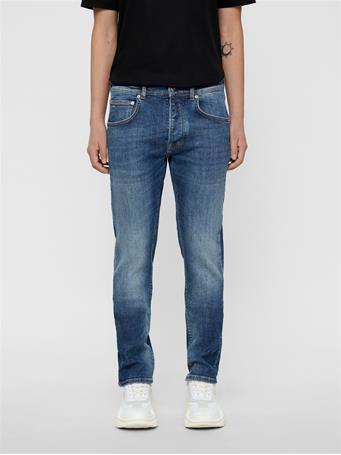 Cedar Blue Form Jeans