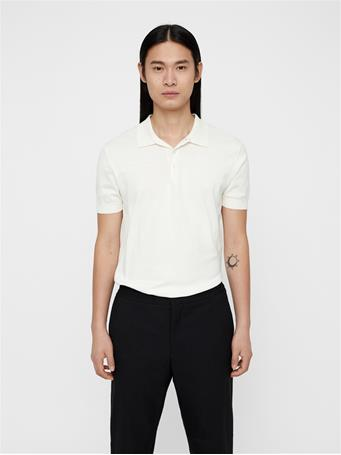 Ridge Cotton Silk Polo