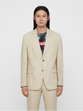 Donnie Tech Linen Blazer