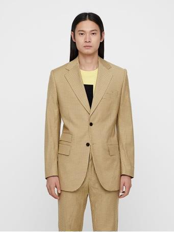 Jake Micro Check Blazer