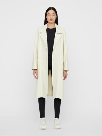 Kahlo Cotton Structure Coat