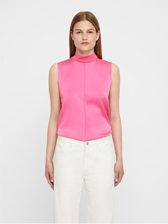 Oceana Washed Silk Top