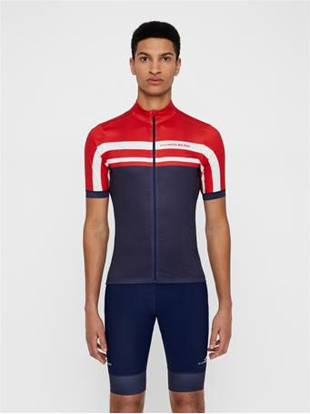 Bike Striped Jersey