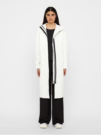 Kim Patent Tyvek Coat