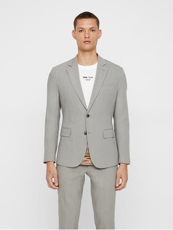Hopper Soft Stretch Linen Blazer