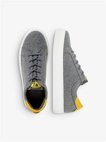 Flannel Wool Sneakers