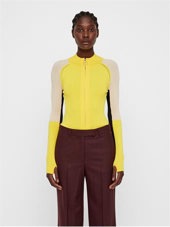 Cruz Turtleneck Knit Top
