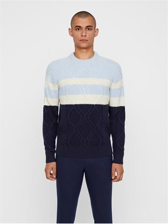 Reeve Cable-knit Sweater