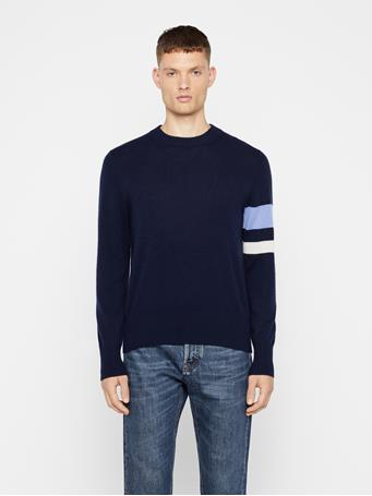 Demyan Cashmere-Wool Sweater