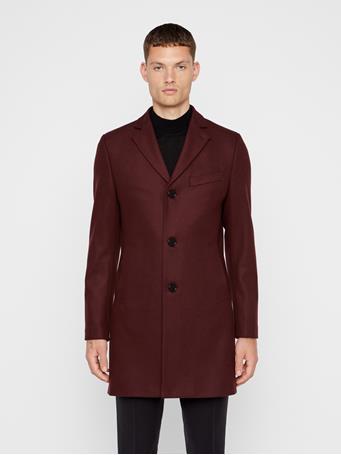 Wolger Compact Melton Coat
