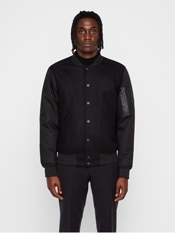 Mesut Varsity Jacket