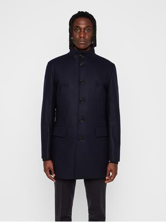 Kali Compact Melton Coat