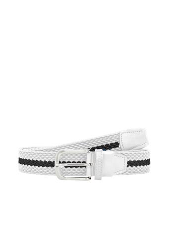 Hades Striped Elastic Belt