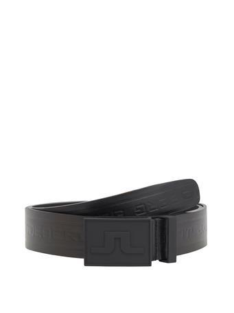 Logo Pro Leather Belt