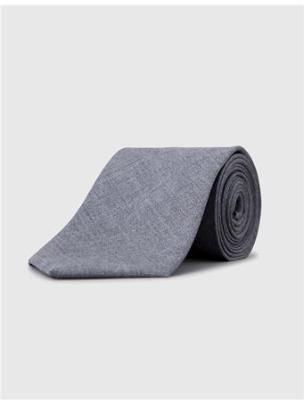 Hopper Tie Dressed Wool