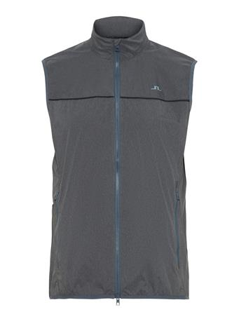 Luke Piped Wind Pro Vest