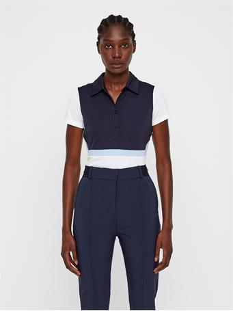 Erin TX Jersey Polo