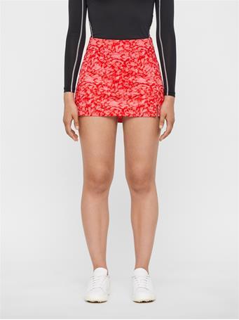 Amelie TX Jersey Print Skirt