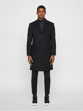 Dean Cashmere Wool Coat