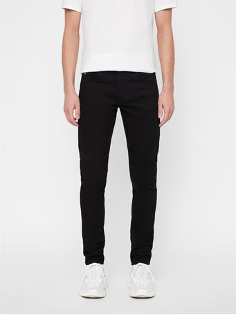 Damien Black Stretch Jeans