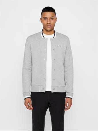 Jasper Bomber Sweater