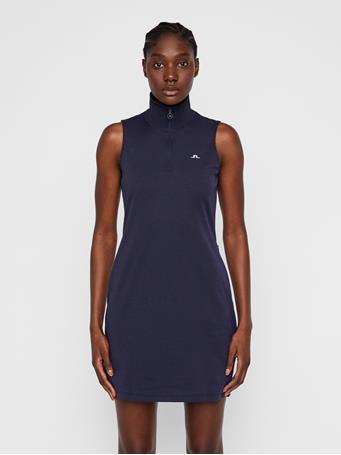Elsa Cotton Poly Dress