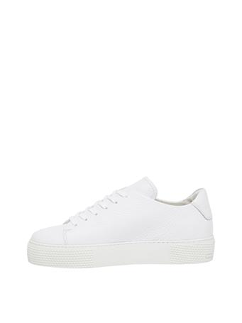 Low Top Leather Sneaker