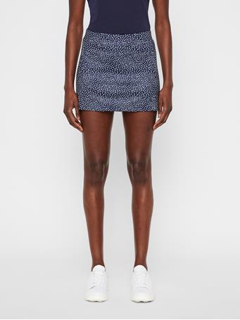 Amelie Print TX Jersey Skirt