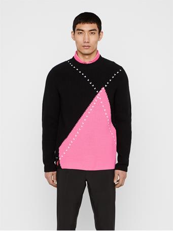 future.archive_Argyle Wool Sweater
