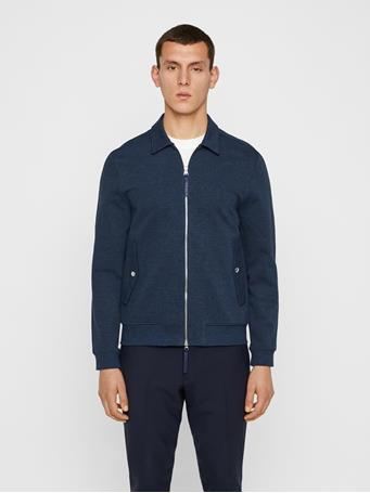 Jacob Pique Zip-Up